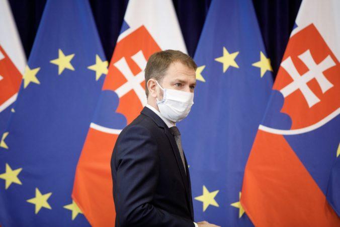 Premiér Matovič chce následne obmedzovať celé Slovensko, v rámci regiónov sa už nebudeme hrajuškať