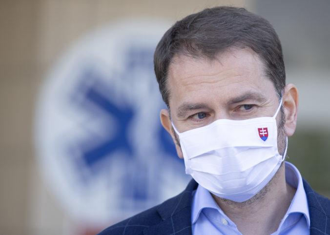 Ľudia musia vrátiť k postoju z prvej vlny pandémie, podľa Matoviča začína byť situácia kritická