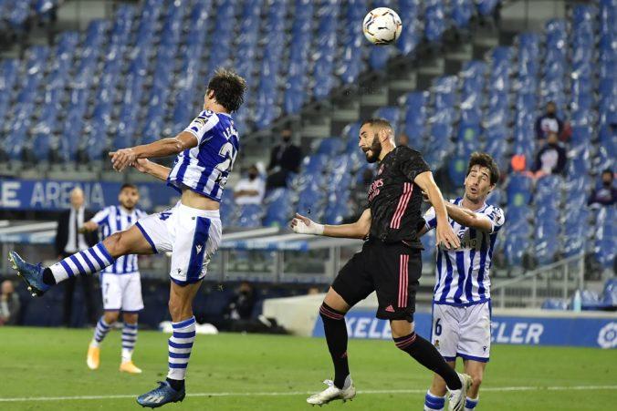 Real Madrid vo svojom prvom zápase v novej sezóne La Ligy stratil body (video)