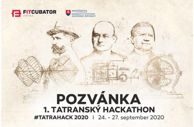 Ministerstvo dopravy a výstavby SR a (f)ITcubator pozývajú programátorov i študentov programovania na kreatívny hackaton. Ponúkajú odmeny v celkovej výške 8000 €