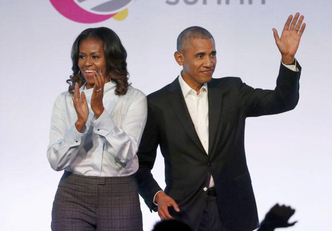Bývalý americký prezident vydá prvý diel pamätí, hovorí o politickom vzostupe aj súkromí