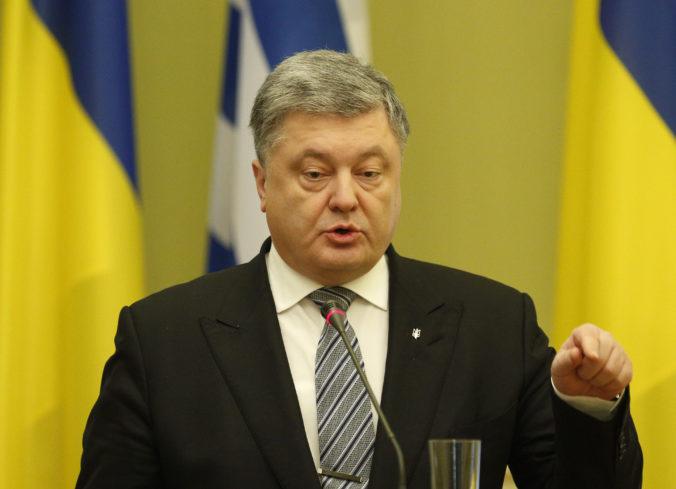 Bývalý ukrajinský prezident Petro Porošenko sa nakazil koronavírusom