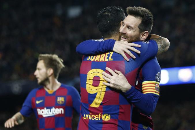 Messi nesie ťažko odchod Suáreza z Barcelony, Juhoameričania boli dvojičkou aj mimo ihriska
