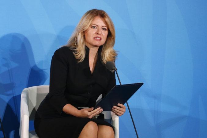 Kríza biodiverzity je krízou ľudstva, vyhlásila prezidentka Čaputová na samite OSN