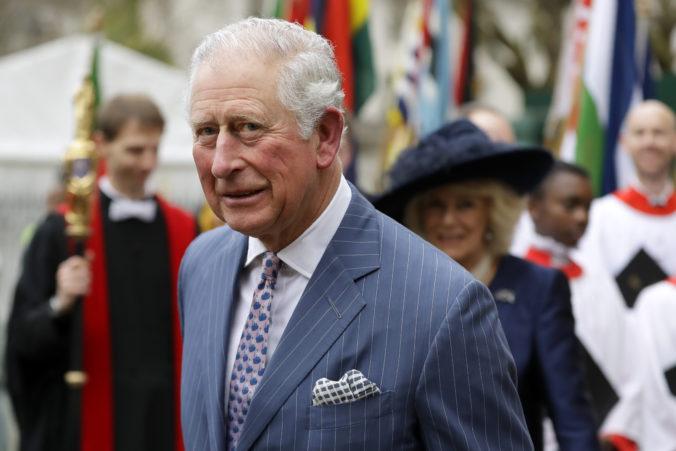Princ Charles: Z klimatickej krízy sa stáva katastrofa, ktorá prekoná dopad pandémie koronavírusu