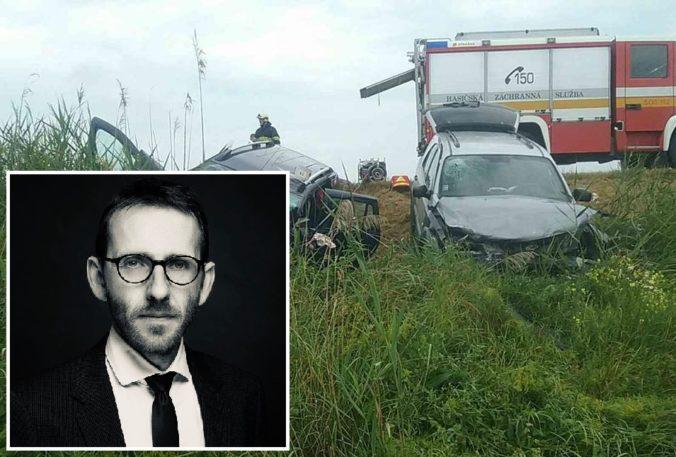 Obvinili muža, ktorý zapríčinil smrteľnú nehodu štátneho tajomníka Dolinaya s manželkou
