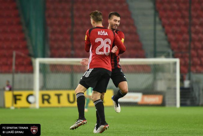 Mladík z Trnavy prekonal Adamca, jeho gól sa zapísal do histórie klubu