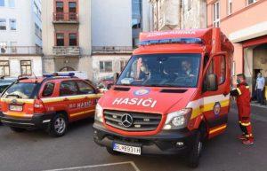 Na Orave pomôžu vzorky na koronavírus odoberať aj hasiči, polícia bude koordinovať ľudí