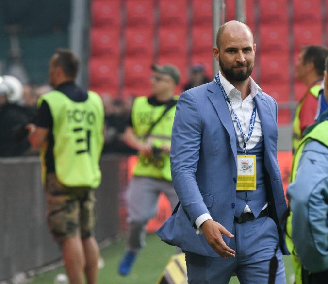 Slovan povedie v Dunajskej Strede náhradný realizačný tím s Kmotríkom ml. či Szilárdom Némethom