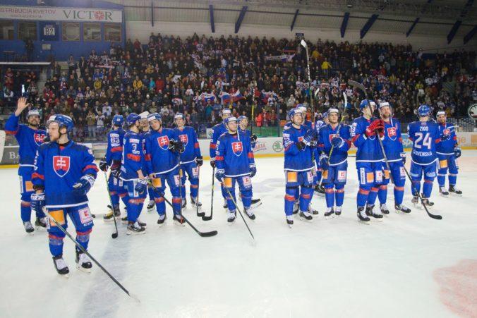 Na Nemeckom pohári sa slovenská hokejová reprezentácia v novembri nepredstaví