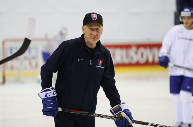 Tréner Ramsay chce pokračovať v nedokončenej práci, dôveru Slovákov berie ako veľký záväzok