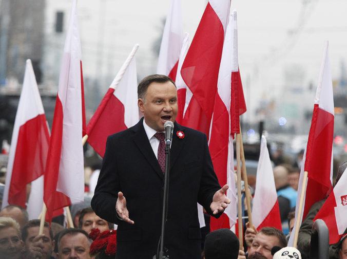 Poľský prezident Andrzej Duda mal pozitívny test na koronavírus, je v izolácii a cíti sa dobre