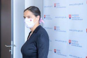 Ministerku Kolíkovú nepotešilo zadržanie Kováčika, prehlbuje to nedôveru v prokuratúru