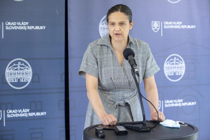 Kolíková podpísala návrhy na dočasné pozastavenie výkonu funkcie sudcov zadržaných počas akcie Víchrica