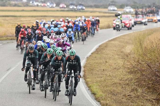 Cyklisti na Giro d´Italia protestovali, nahnevaný šéf venoval ich odmeny lekárom