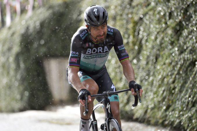Giro d'Italia (13. etapa): Sagan sa pokúsil o stíhaciu jazdu, záverečný špurt však vyhral Ulissi (video)