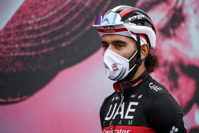 Gaviria predčasne skončil na Giro d´Italia, Saganov súper mal už druhý pozitívny test