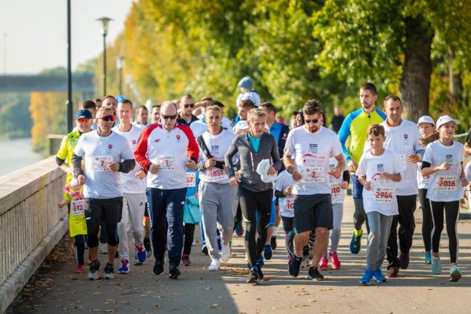 Európsky charitatívny ultra beh No Finish Line v Bratislave sa presúva do virtuálneho priestoru. Cieľová suma, ktorú môžu bežci vybehať pre projekty na podporu detí je 30.000 euro