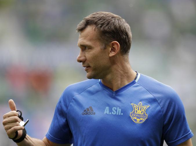 Ševčenko kritizuje projekt európskej Premier League, spôsobil by úpadok futbalu