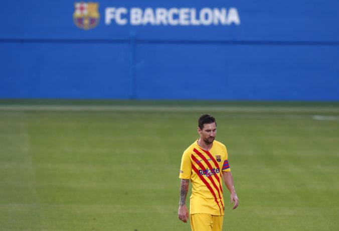 Messi chce ukončiť nezhody s FC Barcelona, ospravedlnil sa za kritiku a volá po zjednotení