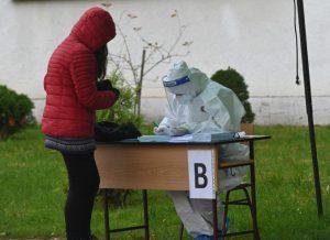 Celoplošné testovanie sa v Trnave bude konať na 55 odberových miestach podľa ulíc