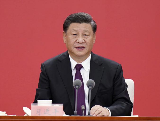 Prezident Číny zagratuloval Bidenovi k víťazstvu vo voľbách, očakáva ozdravenie vzájomných vzťahov