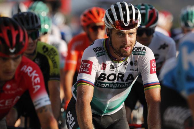 Budúcoročná cyklistická sezóna by sa pre Petra Sagana mohla opäť začať v Argentíne