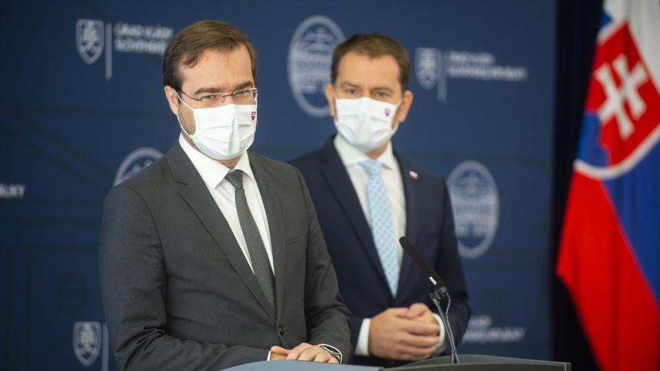 Horúca správa! Krajči informoval o otvorení škôl či obchodov a skrátení lockdownu, Slovensko o pár dní zrejme v bordovej fáze