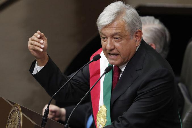 Daňové úľavy budú v Mexiku platiť aj pri južných hraniciach, informoval prezident Andrés Manuel López Obrador