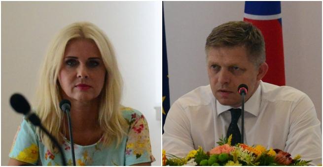 Toľko ju trápili, až začala niečo rozprávať, hovorí Fico o priznaní Jankovskej