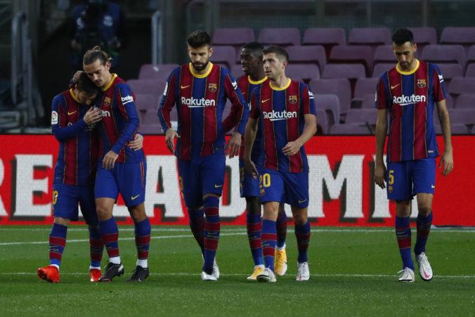 FC Barcelona zníži platy svojim hráčom, klub ušetrí vyše stodvadsať miliónov eur