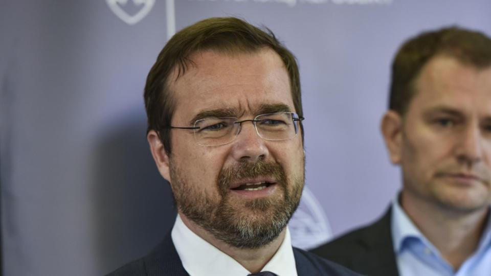 Horúca správa! Minister Krajčí hovorí o svojej rezignácii: Covid automat musí fungovať, už žiadne kompromisy!