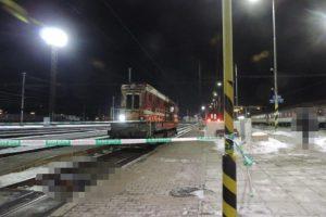 Na železničnej stanici v Košiciach zrazil rušeň staršieho muža, ktorý mu vošiel do dráhy
