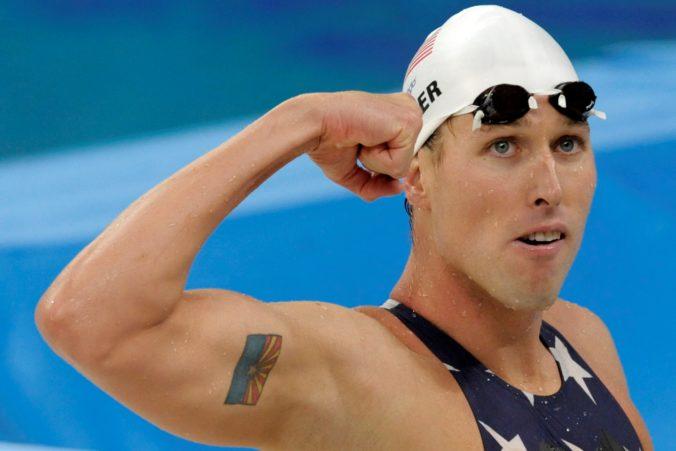 Olympijský medailista Klete Keller má problém, podieľal sa na násilnostiach v Kapitole