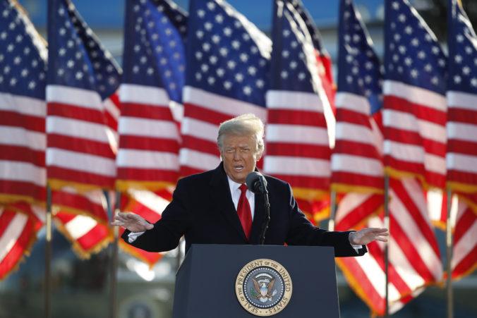 Republikáni žiadajú odložiť Trumpov impeachment na neskôr, chcú mu dať čas na prípravu obhajoby