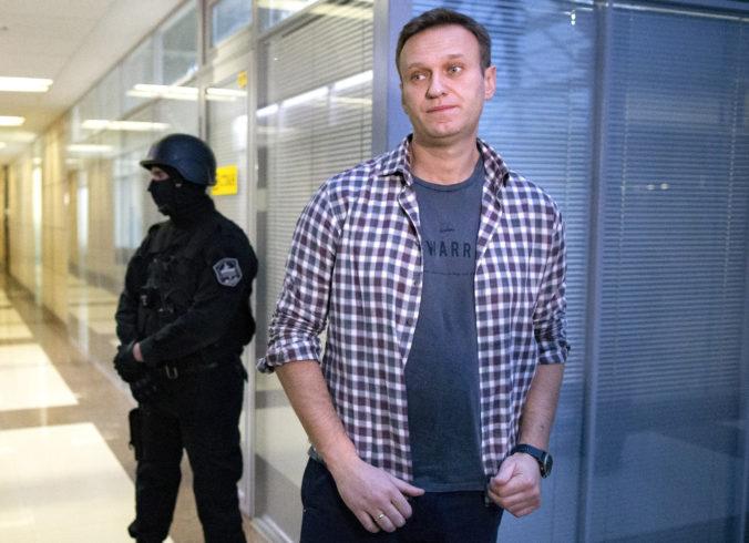Ruská väzenská služba vystríha opozičného lídra Navaľného pred návratom do krajiny