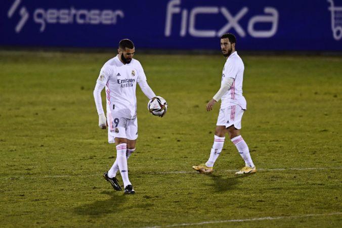 Treťoligista sa postaral o senzáciu, v Copa Del Rey vyradil Real Madrid