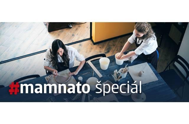 Grant #mamnato: Nadácia Slovenskej sporiteľne rozdelila 250 tisíc eur