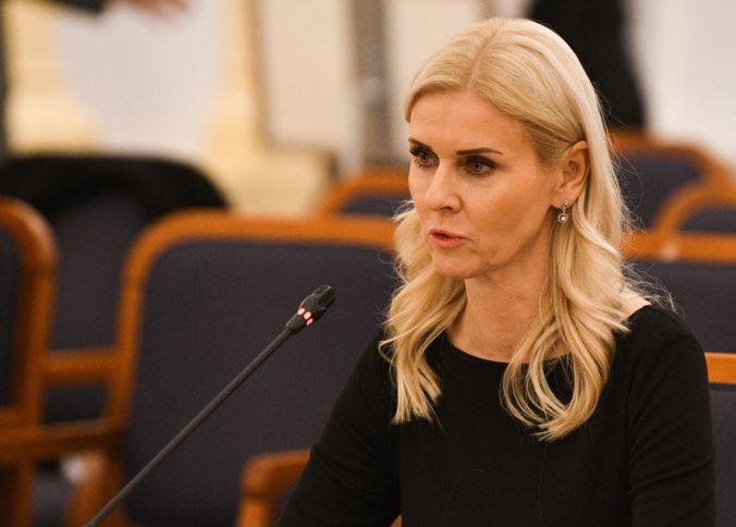 Jankovská sa opäť pokúša dostať na slobodu, o jej žiadosti rozhodne Špecializovaný trestný súd