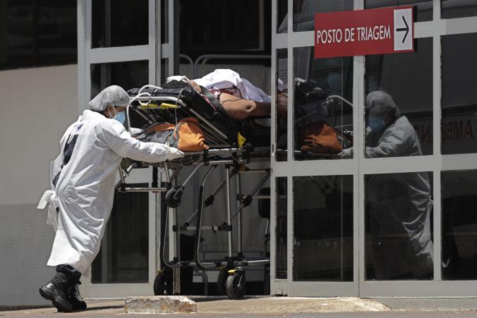 Británia sa obáva brazílskeho variantu koronavírusu, zakázala cestovanie z Latinskej Ameriky