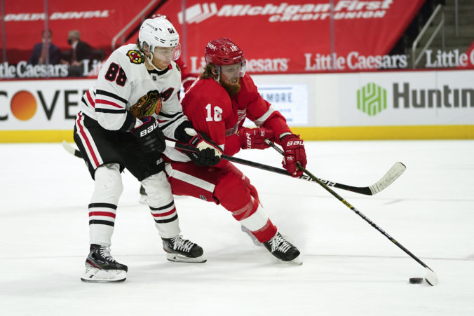 Kane strelil svoj 400. gól v NHL, v Chicagu sa zaradil k legendám ako Hull či Mikita (video)