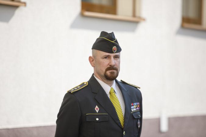 Novým riaditeľom Zboru väzenskej a justičnej stráže je Róbert Mudronček, zbor viedol aj v minulosti