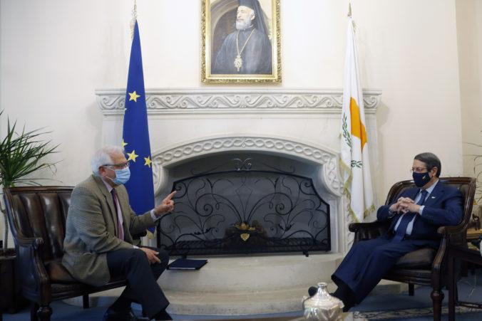 Európska únia je pripravená pomôcť pri obnovení rozhovorov o znovuzjednotení Cypru