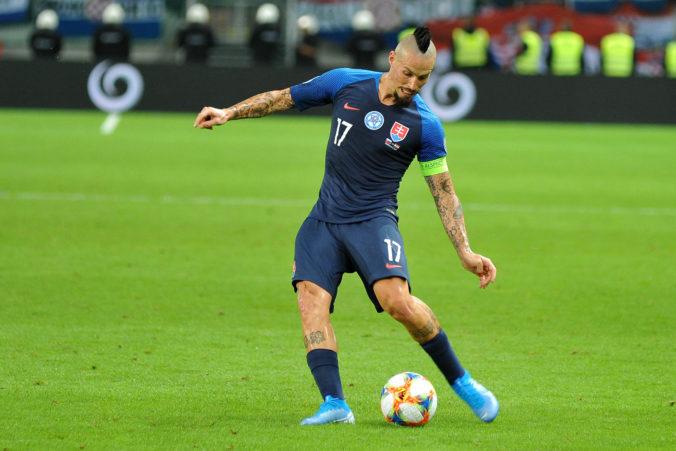 Slovan poprel dohodu s Marekom Hamšíkom, na Slovensku už skončilo prestupové obdobie