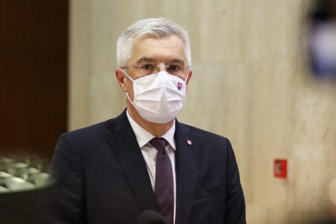 Korčok pre nákup Sputnika požiada o stretnutie s predstaviteľmi štátu, potrebuje sa uistiť o smerovaní Slovenska