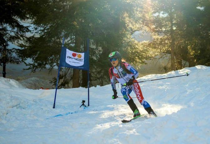 Skialpinistka Jagerčíková obhájila striebro v šprinte na MS, v Andorre ju zdolala len Fattonová