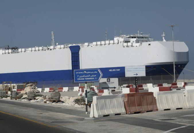 Irán mal zaútočiť na izraelskú loď, Netanjahu je rozhodnutý agresívne ataky ukončiť