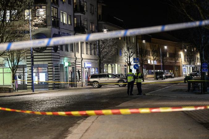 Policajti po útoku vo švédskom Vetlande skúmajú možné teroristické väzby