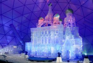 Tatranský ľadový dóm na Hrebienku si ľudia ešte budú môcť pozrieť, otvoria ho o niekoľko dní