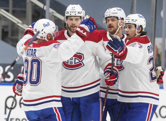 Tatar má už 200 asistencií NHL a tešil sa z triumfu Montrealu, Vegas si zaistil miestenku v play-off (video)